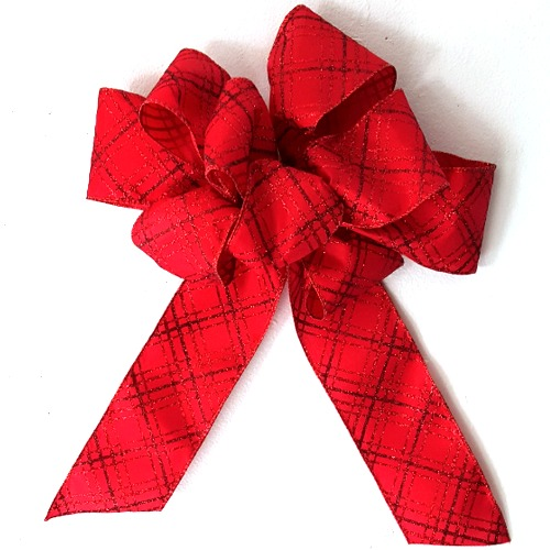 Upgrade - Red Ribbon Bow